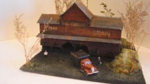 Cosby Coal Company is built from the Laser Art kit of the same name. By Gary Whistleman.