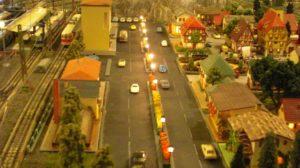 the main boulevard