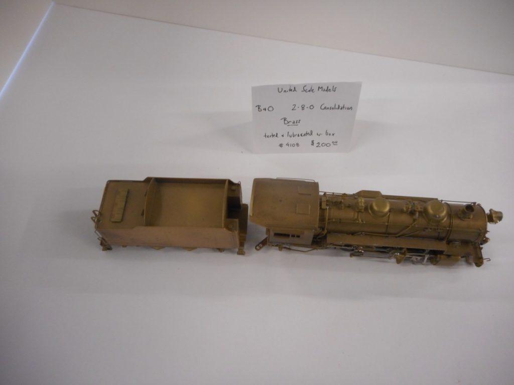 brass ho trains 010